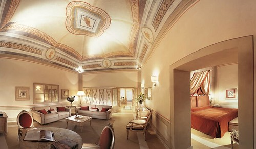 Bagni di Pisa, la suite più bella