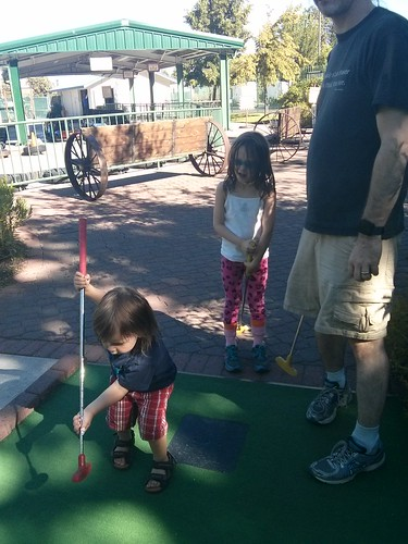Big mini golf