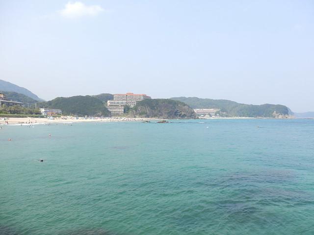 入田浜海水浴場