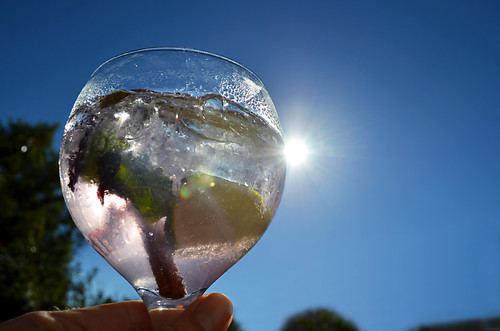 summer in a glass