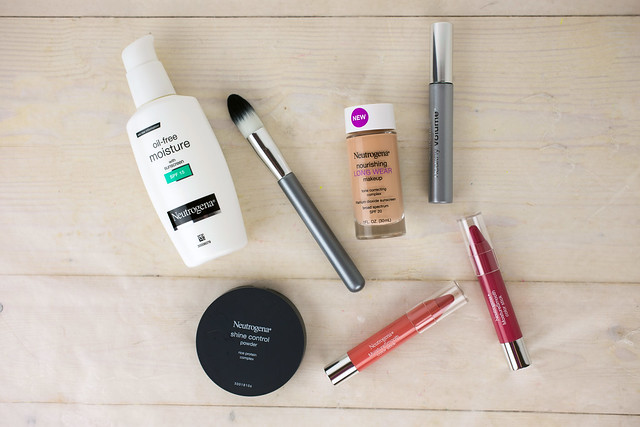 Neutrogena Essentials for #AllDayLook #Shop