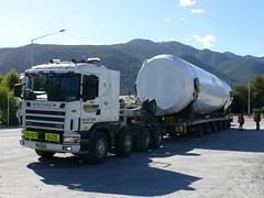 Scania heavy haulage