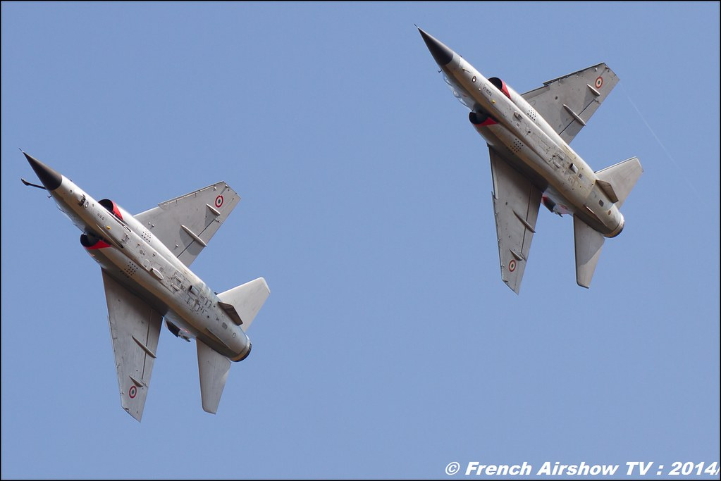 Patrouille Mirage F1, CAROL HOTEL, Meeting Aerien BA-133 Nancy Ochey 2014