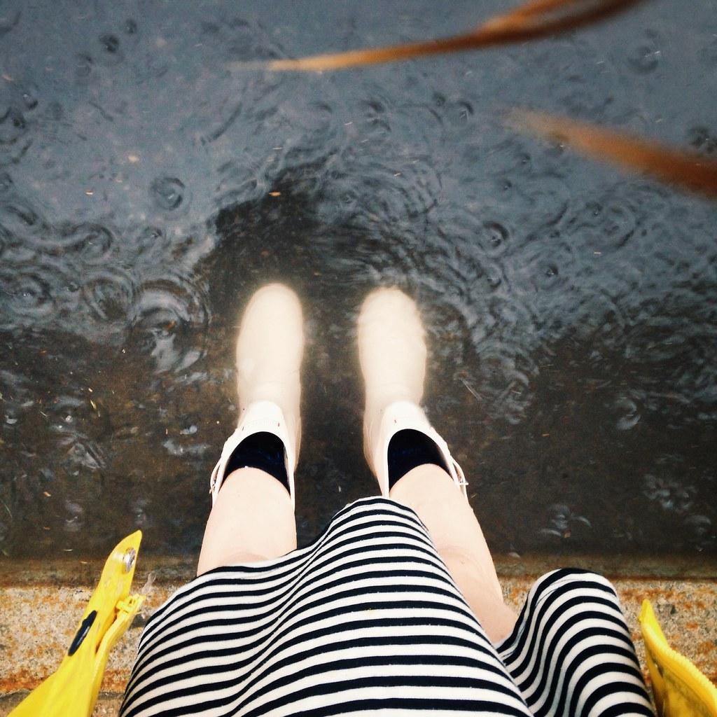 rain in stockholm.