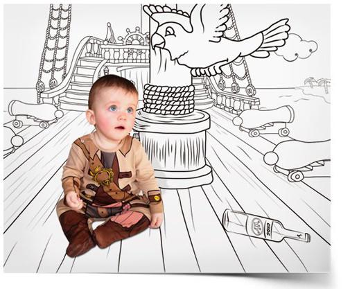 Pijama-Pirata-para-bebes-The-King-of-the-house_Blogmodabebe