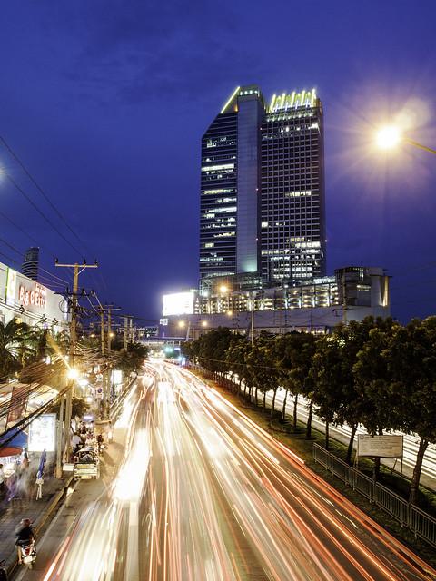 Cyberworld Tower, Rachadapisek, Bangkok