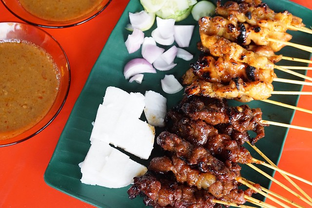 sate zainah ismail - good satay in kl-006