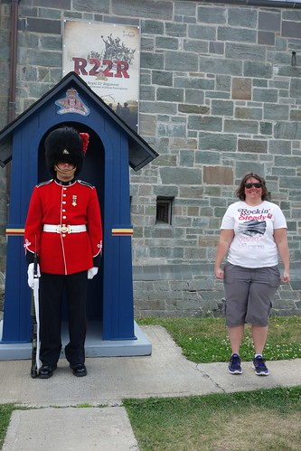 Amy and the Guard