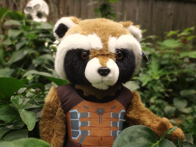 Guardians of the Galaxy Plush Rocket Raccoon