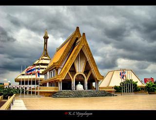 War memorial, Bangkok