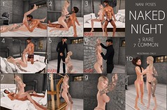 Last few hours!  -  naked night @ erotigacha