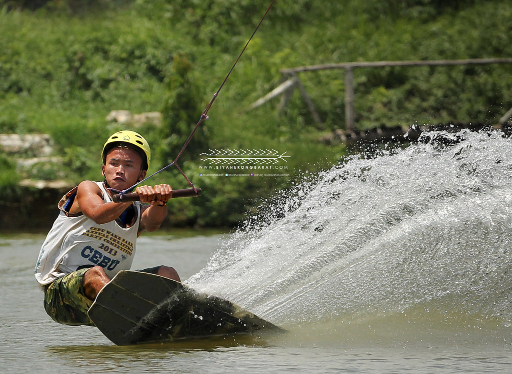 wakeboarding Danasan Eco-adventure park danao city cebu