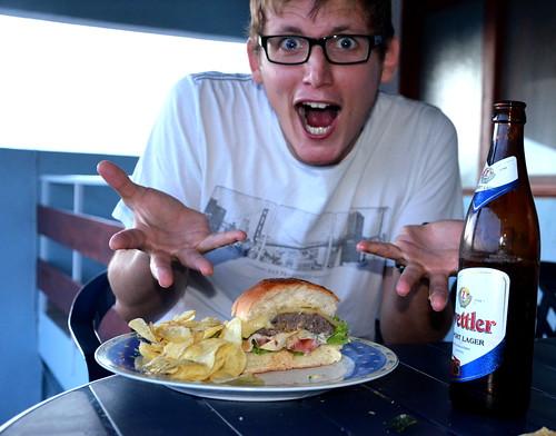 burger. epic.