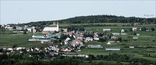 Village-les éboulements-charlevoix