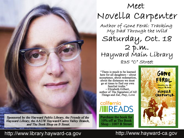 Meet Novella Carpenter, Author of