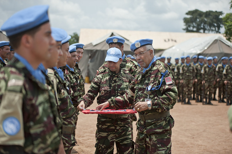 Maintien de la paix dans le monde - Les FAR en République Centrafricaine - RCA (MINUSCA) - Page 2 14865430339_d03ab7f30b_c
