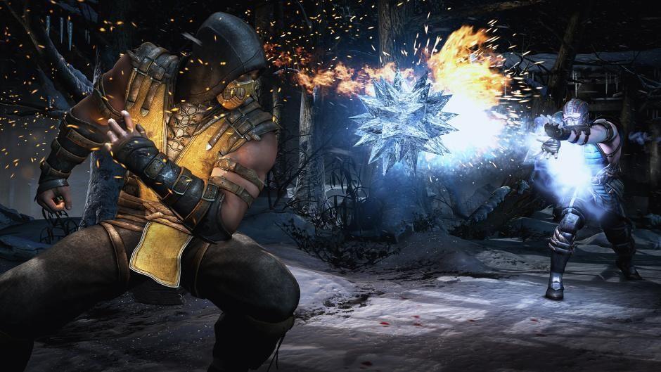 Preview - Mortal Kombat X