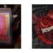 """27.8.2014: Hundertwasser """"The straight line is godless and immoral"""" """"Die gerade Linie ist gottlos und unmoralisch"""" / Dyeing Wool Baumwolle färben for Weaving """"Phantom Pain of the Felled tree"""" """"nach dem Frühlingsmassaker beim Narrenturm"""""""