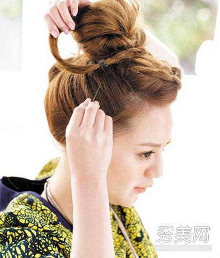 Hướng dẫn các cách tết tóc ĐẸP mà đơn giản 13