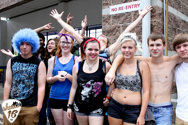 Warped Tour 2014 - Fans/Random