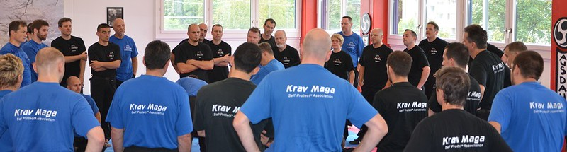 3. Krav Maga Self Protect Trainerkurs 2014
