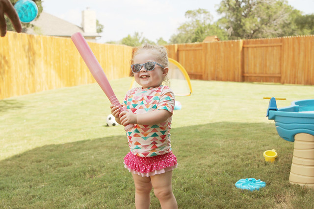 Learning to swing a bat