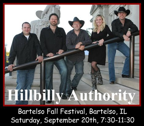 Hillbilly Authority 9-20-14