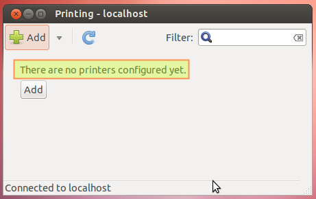 How to configure a network printer and scanner on Ubuntu