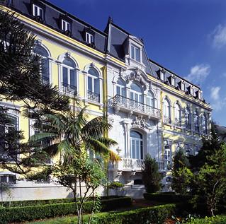 Pestana Palace.