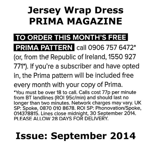 Prima Magazine - Pattern, September 2014 (04)