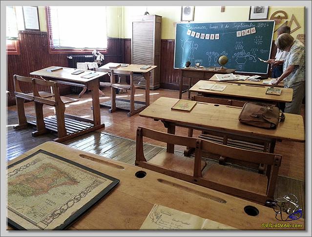 Escuela Juan Abacal de Briviesca en 1940 (4)