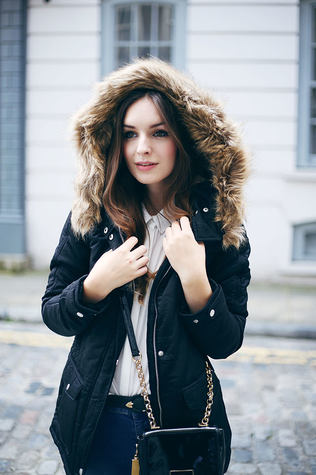 Dorothy Perkins Style Essentials What Olivia Did Parka