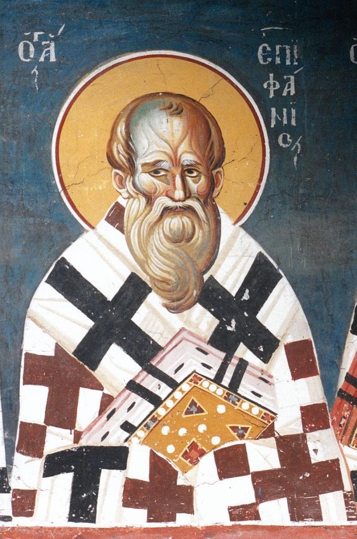 Sfantul Epifanios de Salamis