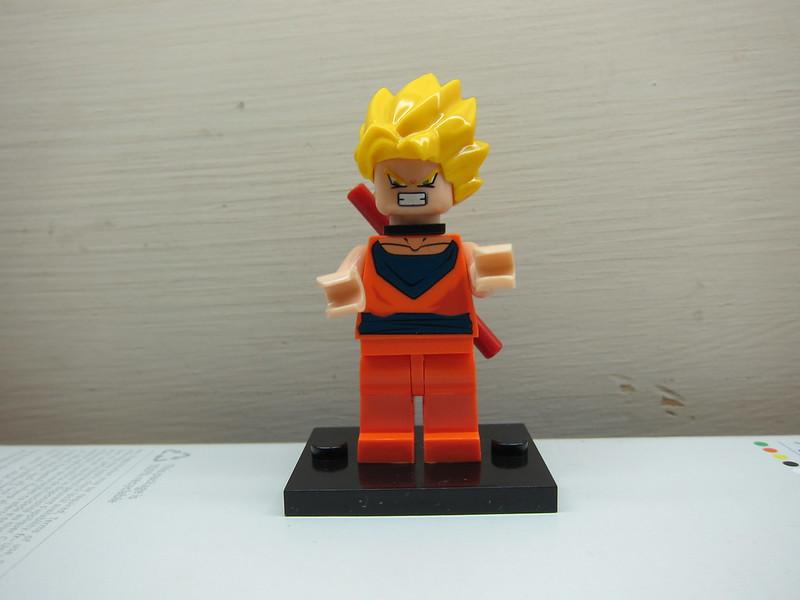 Dragon Ball Z LEGO Compatible Minifigures - Goku