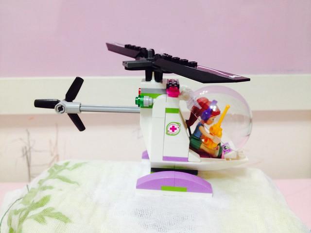 생일선물, LEGO41036