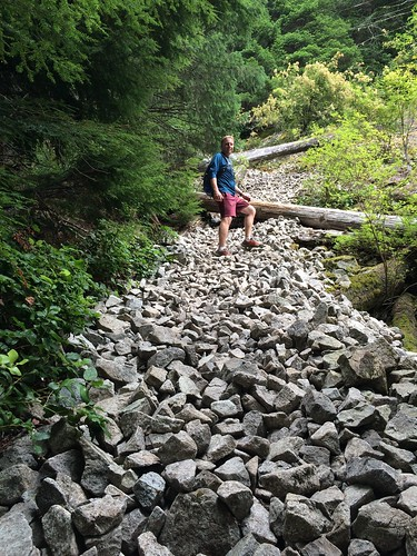 Me on the Baden Powell Trail