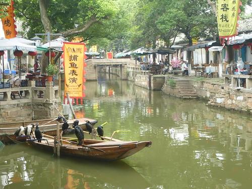 Jiangsu-Tongli-Canaux (3)