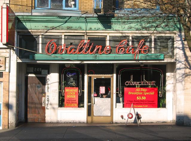 Ovaltine Cafe (1942)