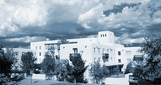 Mesa Vista Hall, University of New Mexico