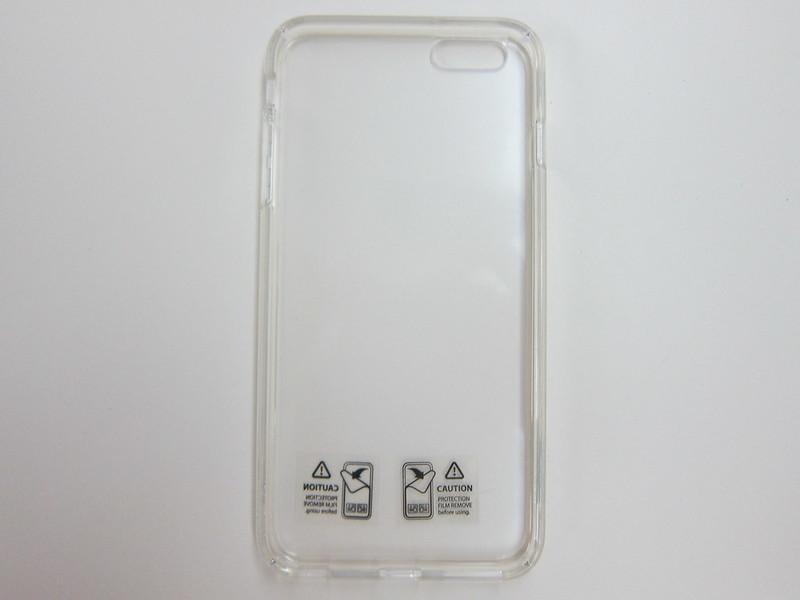 Spigen iPhone 6 Plus Ultra Hybrid Case - Front