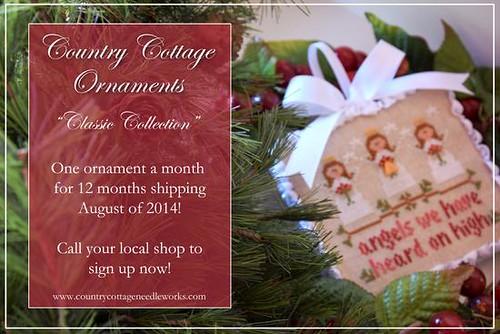 CCN Ornaments