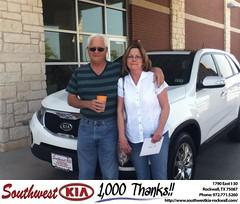 #HappyBirthday to Joe  Gray from Paula Lovejoy at Southwest KIA Rockwall!