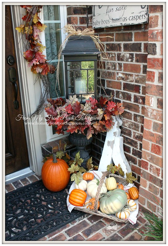 From My Front Porch to Yours-Fall Porch