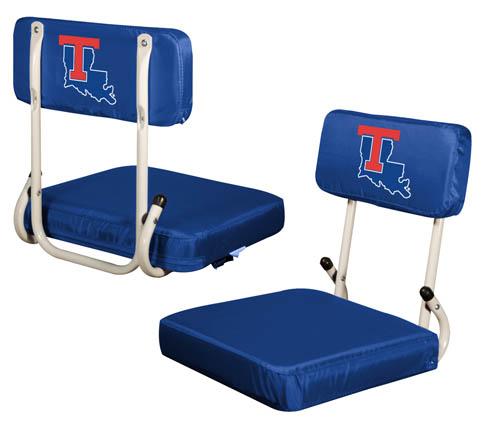 Louisiana Tech Bulldogs Hard Back Stadium Seat