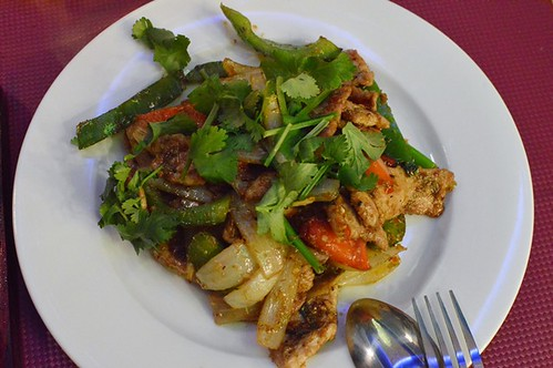 Lemongrass & chilli pork