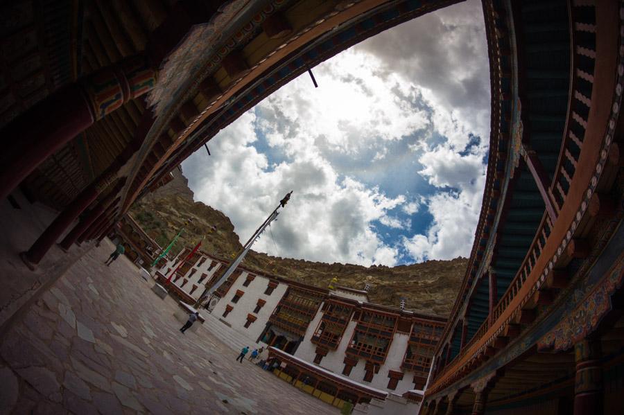 Хемис Гомпа (Монастырь Хемис), Ладакх, Индия. Монастыри Ладакха (Монастыри малого Тибета) © Kartzon Dream - авторские путешествия, авторские туры в Гималаи, тревел фото, тревел видео, фототуры