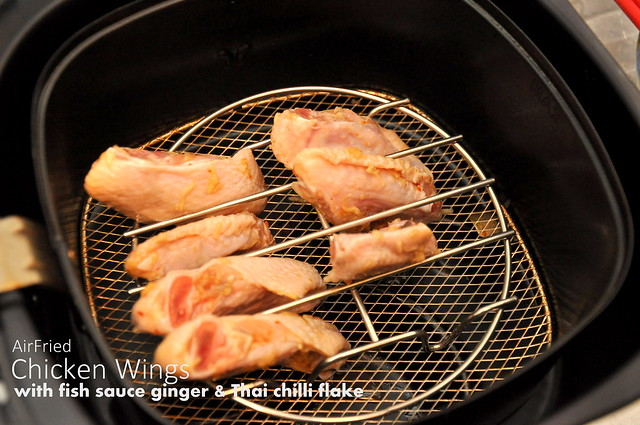Philips Airfryer Chicken Wings 1