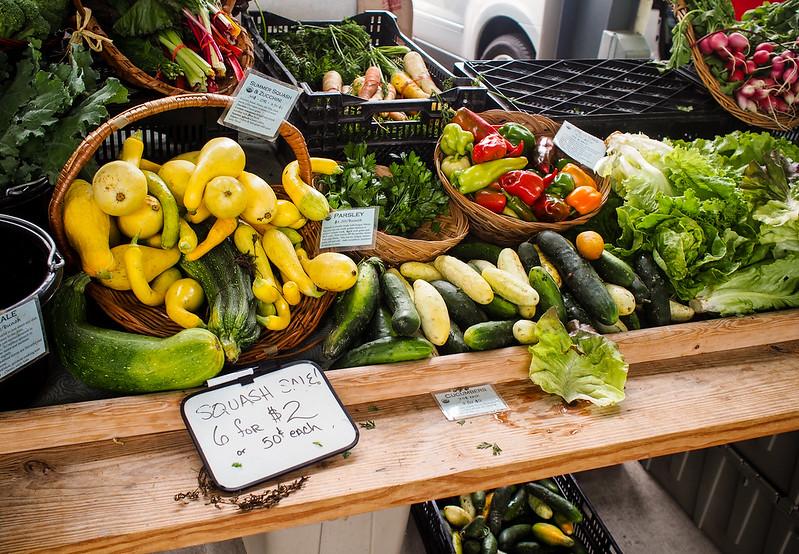 Grand RapidsFulton Street Farmers Market