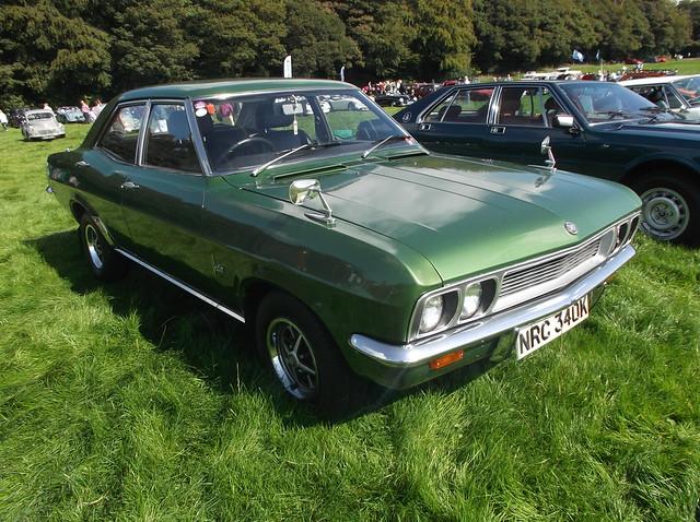 1972 Vauxhall Victor FD 2000 SL, Fujifilm FinePix JX650