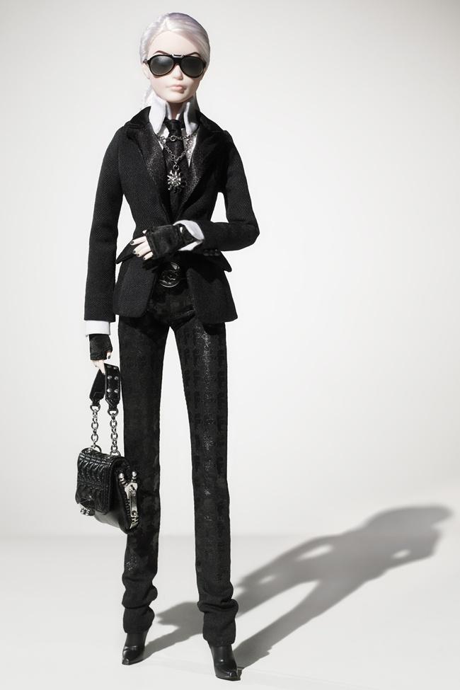 1 Barbie Lagerfeld